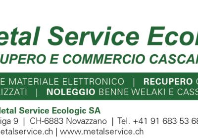 Metal Service Ecologic SA