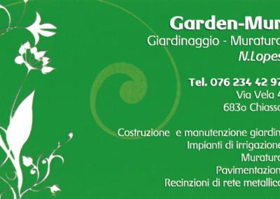 Garden -Mur
