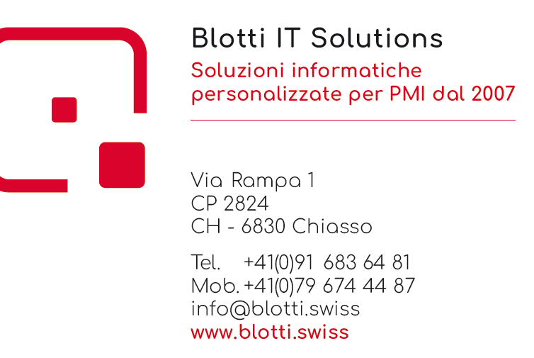 Blotti IT Solutions