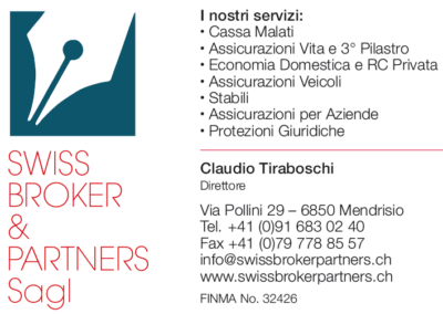 Swiss Broker & Partners Sagl