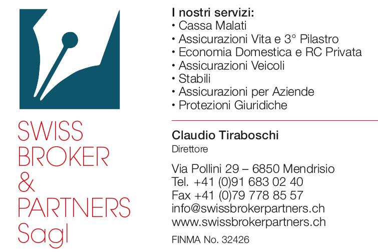 Swiss Broker & Partners Sagl