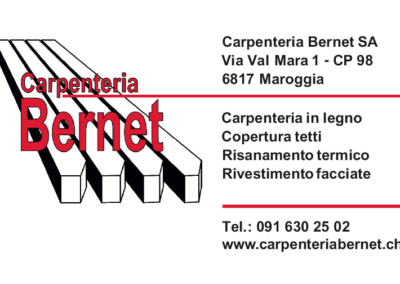 Carpenteria Bernet