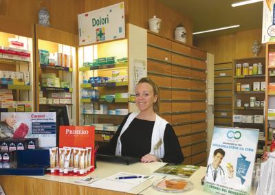 Farmacia Santa Chiara – Spazio Salute