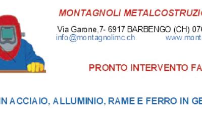 Metalcostruzioni Montagnoli