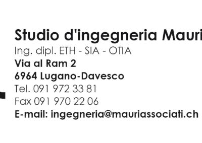 Studio d'ingegneria Mauri & Associati SA