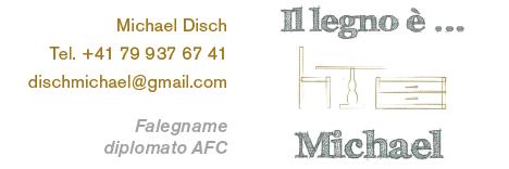 Michael Disch Falegname