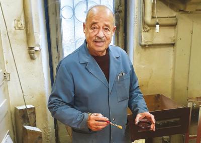Fabio Pirovano – Restauratore antiquario