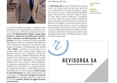 Revisorga SA – Fiduciaria Commercialisti dal 1981